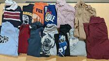13 Pc Lot Boy Gymboree Clothing Size 7 Fall/Winter Shirts Pants GUC/VGUC