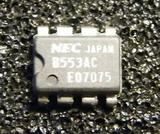 uPB553AC 150MHz Prescaler :16/:17, NEC