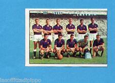 PANINI CALCIATORI 1965/66-Figurina - SQUADRA/TEAM - FIORENTINA COPPE -Recuperata