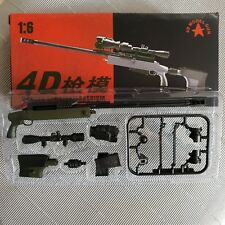 1/6 SCALE TOY GUN SNIPER RIFLE MCMILLAN TAC-50