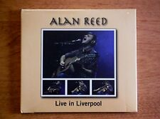 "Alan Reed ""Live in Liverpool"" CD (2013) Prog Rock EP (Pallas singer/vocalist)"