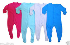 F&F Patternless 100% Cotton Clothing (0-24 Months) for Boys