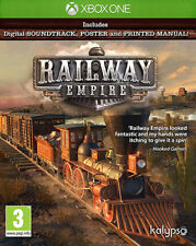 Railway Empire XBOX ONE IT IMPORT KALYPSO