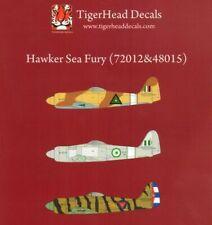 Tigerhead Decals 1/48 Hawker Sea Fury FB.11 Overseas Operators # 48015