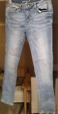 mens river island W28 L32 stretch skinny jeans