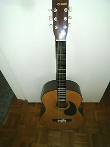HOHNER MODEL MW300 ACOUSTIC GUITAR-PROBABLY NEVER PLAYED