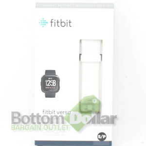 Fitbit FB166ABWTS Versa Classic Band White Small