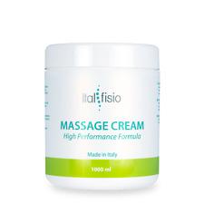 Massage Cream by Italfisio. Crema massaggio professionale fisioterapia & SPA