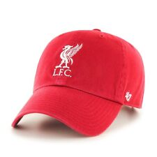 47 Brand Relaxed Fit Cap - FC Liverpool rouge