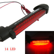 Auto Car Rear Windscreen High Mount Third Stop Lamp 14 LED 17cm Tail Brake Light