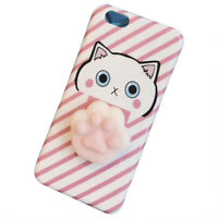 Etui Housse Coque Animal 3D Silicone Souple Case Cover Soft Pour iPhone 6 7 Plus