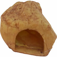 Cave or Reptile Hide for Aquarium or Vivarium Ornament Decoration, Polyresin