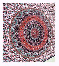 Decoración indian Mandala tapiz de pared colgante tiro Hippie de doble colcha