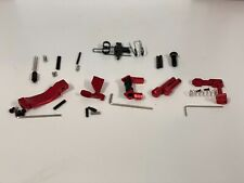 airsoft rifle red lower parts kit