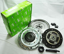 VALEO CLUTCH-SOLID FLYWHEEL CONVERSION KIT 98-06 VW BEETLE GOLF JETTA 1.9L TDI