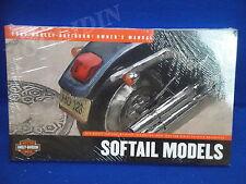 2002 Harley Davidson softail owners manual heritage fatboy night train springer