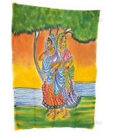 Batik Da Donna Hindu 115x 74cm Artigianato India Peterandclo 8819