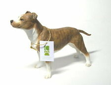 NEW! OVP! Staffordshire Bull Terrier (Standing, Brindle)