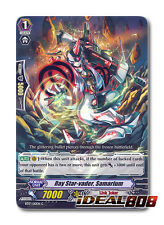 Cardfight Vanguard  x 4 Ray Star-vader, Samarium - BT17/120EN - C Mint