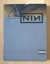 NINE INCH NAILS - AND ALL THAT COULD HAVE BEEN: LIVE - 2 x DVD DIGIPAK (EX cond)