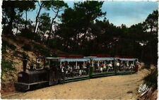 CPA Cap Ferret Le Petit Train Forestier (336235)