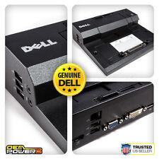 Dell Latitude E5400 E5500 E6400 E6500 E6510 E-Port Replicator Dock Station PR03X