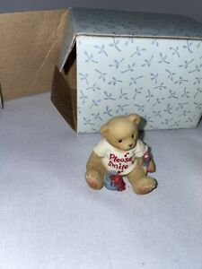 P Hillman Bear Collectable Boxed New