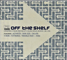 Var. - off the shelf by difusion, flytronix, AZYMUTH, Roni Size,... CD NUOVO + OVP!