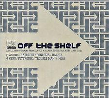 VAR. -OFF THE SHELF by Difusion,Flytronix,Azymuth,Roni Size,..  CD NEU+OVP!