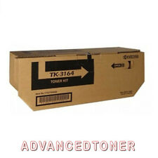 Genuine Kyocera TK3164 Black Mono Toner Cartridge Kit Tk-3164