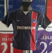 Maillot jersey maglia camiseta shirt trikot psg vintage 2002 2003 02 03 XS