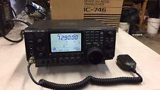 Icom IC-746 HF/VHF All Modes TRANSCEIVER - FREE SHIPPING