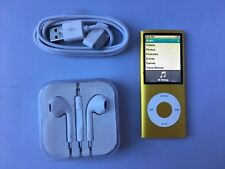 Apple iPod nano 4th Generation Yellow (8GB)