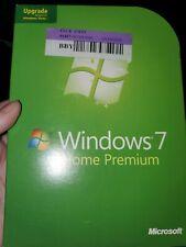 Microsoft Windows 7 Home Premium 32/64-Bit
