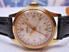 ORIS POINTER DATE PLATED AUTOMATIC LADIES WATCH