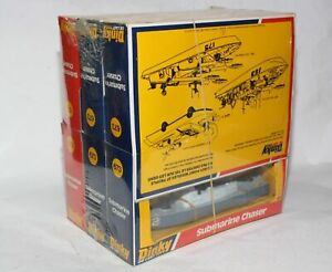 Dinky 673 Submarine Chaser x 6 Original Shrink Wrapped Factory Trade Pack