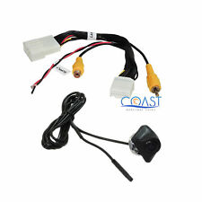 Car Reverse Backup Camera T-Harness + Rear View Camera for Subaru Scion Toyota