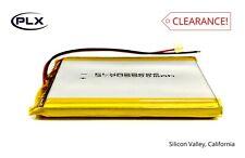 PLX Devices Li-ion Battery 3.7V 5500 mAh for Power Banks, Ultra thin