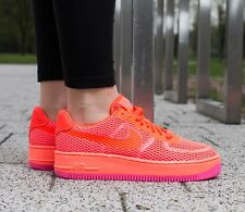 Nike Air Force 1 Low Upstep Breathe Women's Trainers. Size 4 UK. New Boxed.
