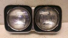 Drivers Left Headlights with Door & Bracket for 1968 Oldsmobile Delmont 88