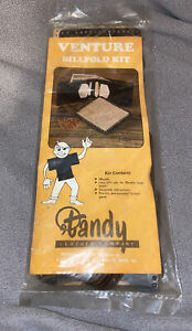 Vintage Tandy leather craft Venture Billfold Kit