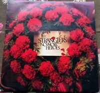 The Stranglers NO MORE HEROES Vinyl LP UAG 30200 First Press