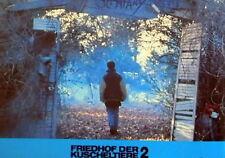 FRIEDHOF DER KUSCHELTIERE 2 original Kino Aushangfotos 8 Motive