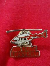 Air Evac Life Team Medical Helicopter Lapel Pin
