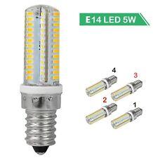 LED Luce Mais Lampadina 5 W E14 FARETTO 3014 SMD Risparmio Energetico Lampada A LED 4 PZ