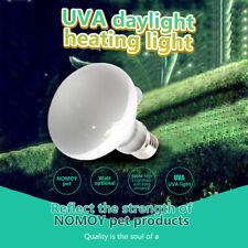 E27 Reptile Basking Light Heat Lamp Heater Uvb/Uva Halogen 25/50/75/100W Bulb Uk