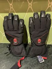 New listing Hestra Power Heater Size 11 - Heated Gloves Black Rechargeable barely used