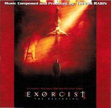 """Trevor Rabin: """"The Exorcist/ The Beginning/ Legion/ Dominion/ V"""" (5on1 Score CD)"""