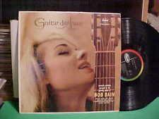 1960 BOB BAIN LP GUITAR DE AMOR CAPITOL RECORDS VINYL ROMANTIC MELODIES EXCELLEN