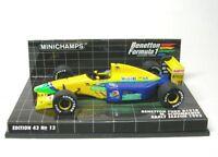 Benetton Ford B 191 B No. 19 M. Schumacher Formel 1 1992
